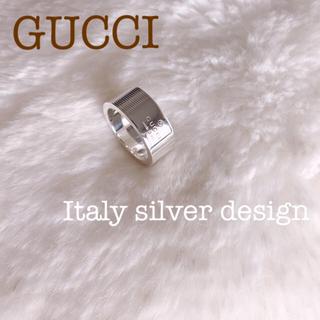 グッチ(Gucci)のGUCCI ☺︎ グッチ イタリタン スターリングシルバー リング(リング(指輪))