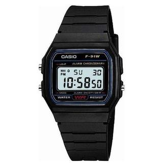 カシオ(CASIO)の新品!CASIO 腕時計 F-91W-1JF(腕時計)