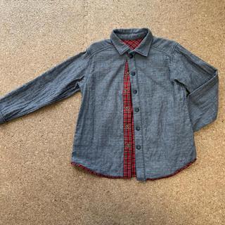 familiar - familiar シャツ&スカート