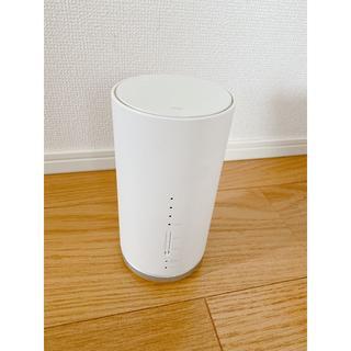 エーユー(au)のau Speed  Wi-Fi HOME L01(その他)