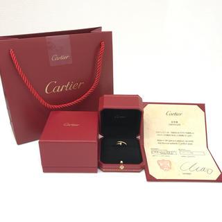 カルティエ(Cartier)の5009 Cartier ジュスト アンクル リング SM #51(リング(指輪))