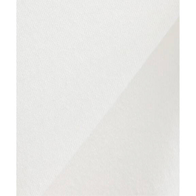 DEUXIEME CLASSE(ドゥーズィエムクラス)のDeuxieme Classe Layering Tシャツ ホワイト レディースのトップス(カットソー(長袖/七分))の商品写真