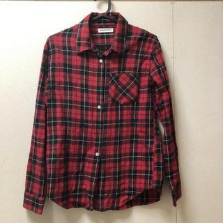 ウィゴー(WEGO)のWEGO ネルシャツ(シャツ/ブラウス(長袖/七分))