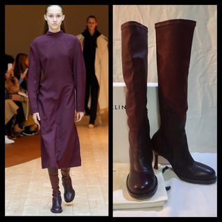 celine - Céline 2017 Fall Collection Boots フィービー