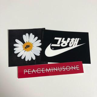 PEACEMINUSONE - ジヨン シール