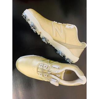 ニューバランス(New Balance)のニューバランス WG1000 ダイヤル式 ゴルフシューズ ソフトスパイク(シューズ)