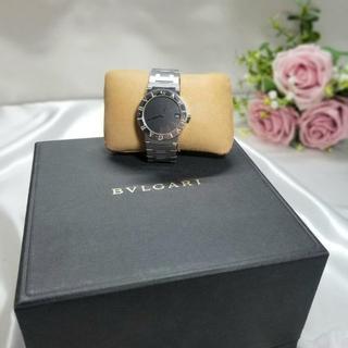 BVLGARI - ブルガリ 腕時計 BB30SS ブルガリブルガリ 美品☆