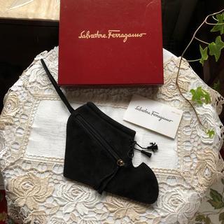 Salvatore Ferragamo - レア品♡サルヴァトーレ フェラガモ 靴型バッグチャーム&コインケース