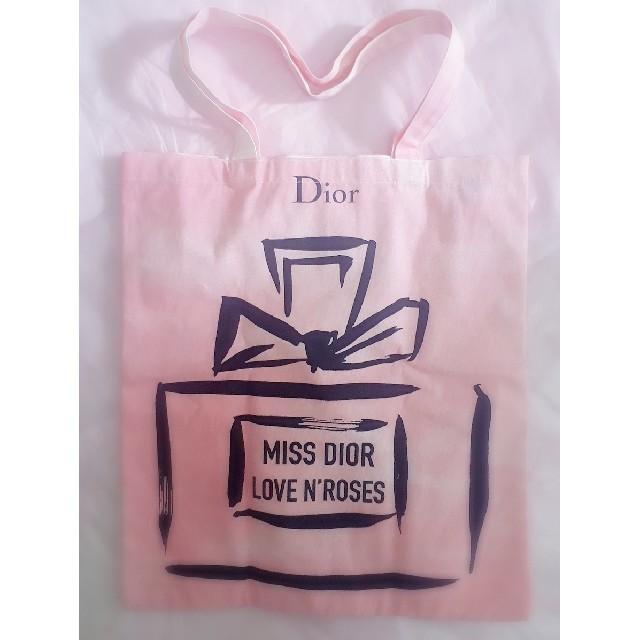 Dior(ディオール)のMISS DIOR TOKYO EXHIBITION限定 BAG レディースのバッグ(トートバッグ)の商品写真