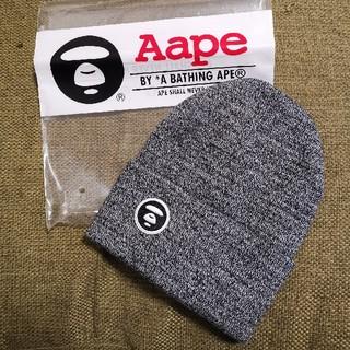 アベイシングエイプ(A BATHING APE)のニットキャップ ユニセックス Aape 送料無料(ニット帽/ビーニー)