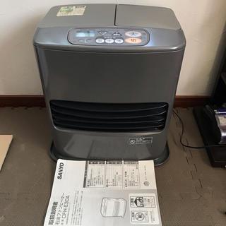 コロナ - 石油ファンヒーター 暖房器具 サンヨー CFH-E30A 今週限定値下げ価格
