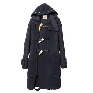 sacai - sacai haroshi duffle coat サカイ ハロシ