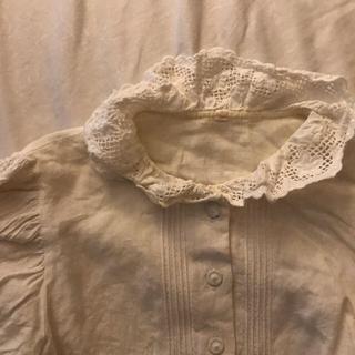 EDIT.FOR LULU - fril collar blouse
