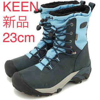 キーン(KEEN)の新品23cm  KEEN(キーン) ウィンターブーツ 激安出品❣️(ブーツ)