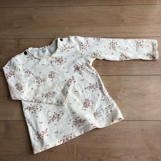 ビケット(Biquette)のビケット    長袖Tシャツ 90センチ(Tシャツ/カットソー)
