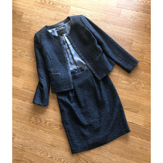 UNTITLED - UNTITLEDスーツ&22OCTOBEREシャツ