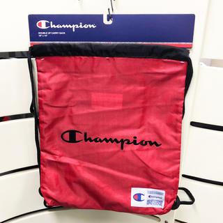 Champion - 新品 チャンピオン ナップサック 1006-620 レッド/ブラック