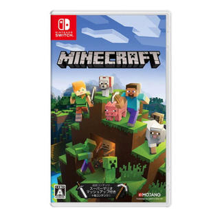 Nintendo Switch - 新品 マインクラフト Minecraft Nintendo Switch版