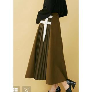 MURUA - 大幅値下げ★美品 MURUA プリーツスカート ロングスカート