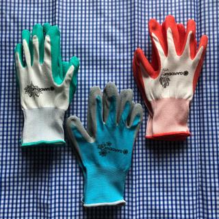 コストコ - 新品 ガーデングローブ 手袋 3セットGARDNA ガーデニング グローブ 手袋