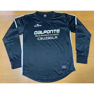 ダウポンチ(DalPonte)のダウポンチ長袖プラクティスシャツ/ブラック/L/アスレタ luz(ウェア)