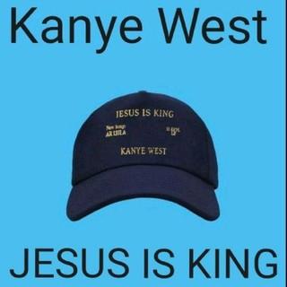 [新品] KANYE WEST JESUS IS KING VINYL NAVY