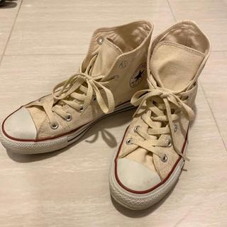 CONVERSE - 【レディス中古】converse コンバース オールスター