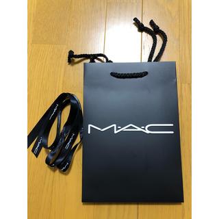 MAC - MAC♡マック♡ショッパー&リボンセット
