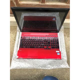 NEC - NEC PC-LL750LS6R 新品SSD240GB メモリ8GB i7 赤色