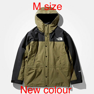 THE NORTH FACE - 新品 THE NORTH FACE マウンテンライトジャケット M size