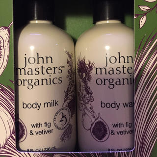 John Masters Organics - ジョンマスターオーガニック ボディケアセット
