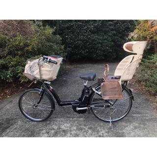 ブリヂストン(BRIDGESTONE)のO5T電動自転車M41Wブリジストンアンジェリーノ6アンペア濃い紫色 (自転車)