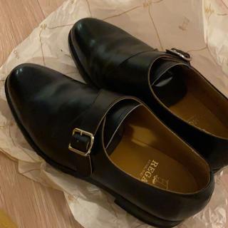 リーガル(REGAL)のリーガル革靴 ビジネス フォーマル 25.5cm(ドレス/ビジネス)