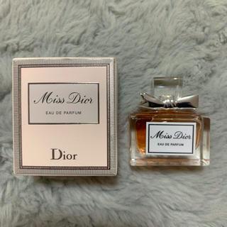 ディオール(Dior)のDior ミスディオール サンプル品(香水(女性用))