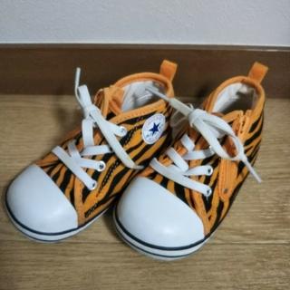 コンバース(CONVERSE)のコンバース スニーカー ベビー靴 14センチ(スニーカー)