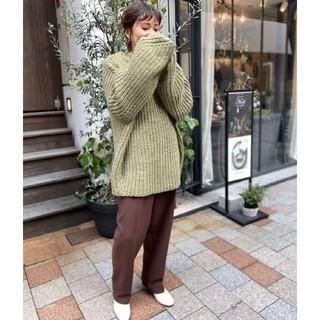 TODAYFUL - トゥデイフル Oversize Braid Knit