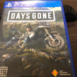 PlayStation4 - ps4 ソフト DAYS GONE中古