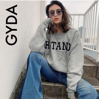 ジェイダ(GYDA)のm❤︎様 ご検討中 GYDA HIGH STANDARD プルオーバー (トレーナー/スウェット)