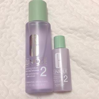 クリニーク(CLINIQUE)のクリニーク クラリファイングローション(化粧水/ローション)
