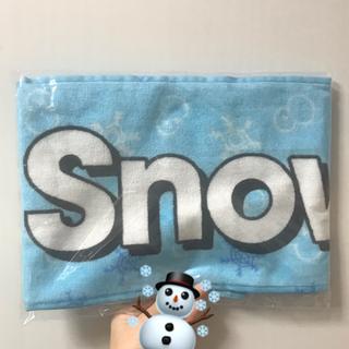 Johnny's - SnowMan Jr.祭り マフラータオル
