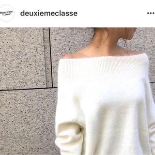 DEUXIEME CLASSE - ドゥーズィエムクラス ホワイトにっと