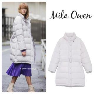 Mila Owen - ミラオーウェン  ♡2way ミドル ダウンコート
