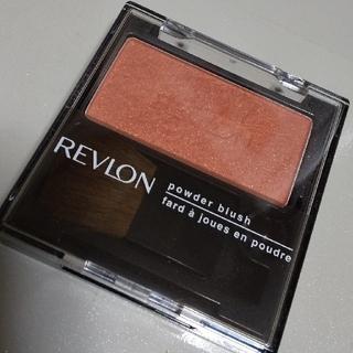 REVLON - レブロンチーク 美品