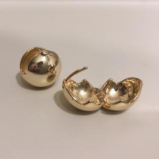 DEUXIEME CLASSE - new ball pierce gold
