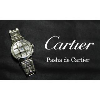 Cartier - カルティエ  パシャ  腕時計