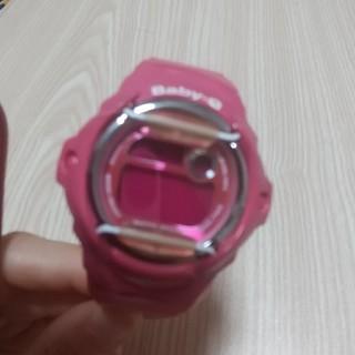 カシオ(CASIO)のCASIO   Baby-G  Pink(腕時計)