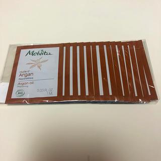 メルヴィータ(Melvita)のメルビータ アルガンオイル サンプル 一週間分(サンプル/トライアルキット)