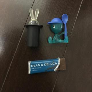 ディーンアンドデルーカ(DEAN & DELUCA)のディンアンドデルーカ アレッシィ マグネット3点まとめ売り(収納/キッチン雑貨)