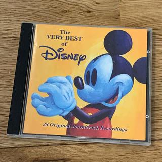 ディズニー(Disney)のThe very best of DISNEY(ポップス/ロック(洋楽))