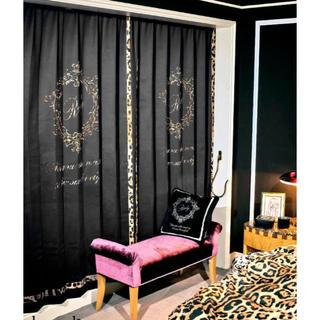Rady - Rady レオパードカーテン 135サイズ